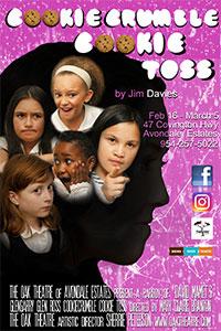 Cookiecrumble Cookie Toss poster