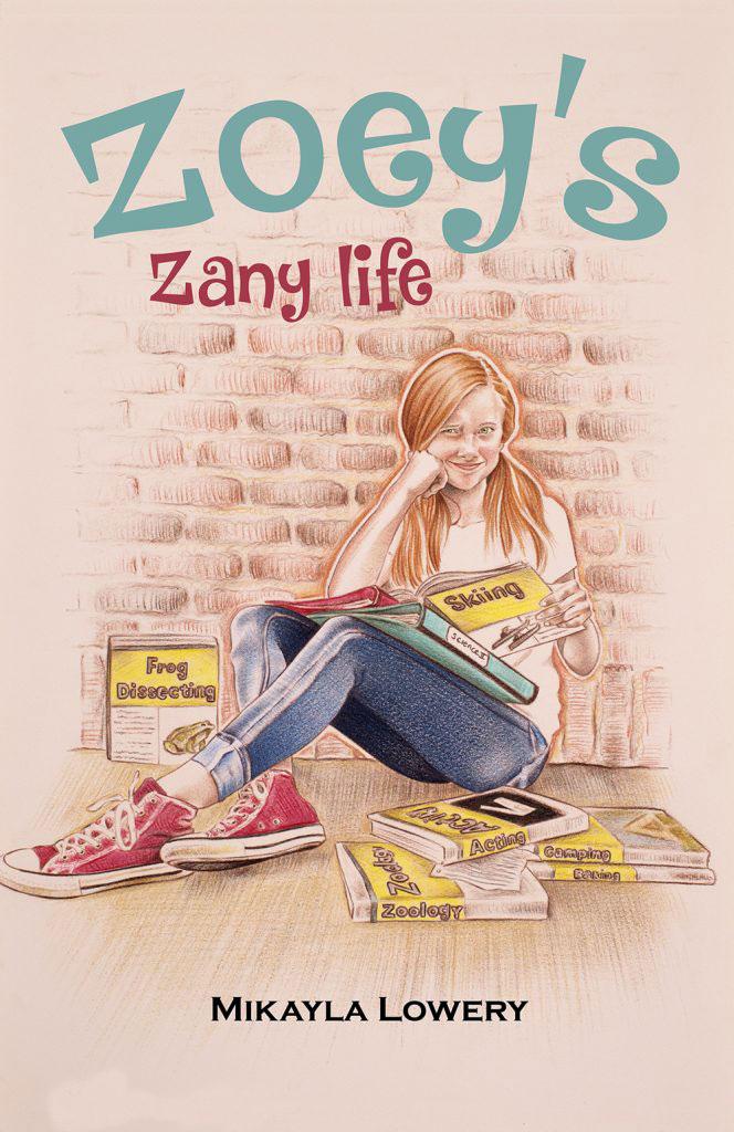 Zoey's Zany Life cover